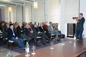 BIOGRAD, 02.02.2018. hotel Adriatic II. Ruralna konferencija Udruga Ravni kotari (cupic)... Ivan Èupiæ, vodielj LAG Laura